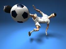 Football Royalty Free Stock Photo