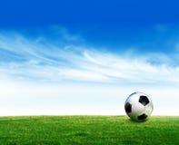 football Obraz Royalty Free