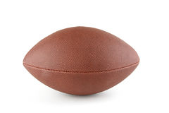 Football. On a white background Stock Image
