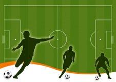 Football Stock Photo