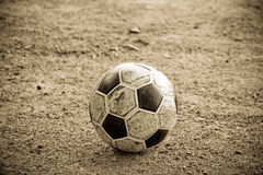 Football Photographie stock