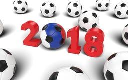 Football Image stock