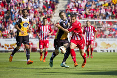 Football action Royalty Free Stock Images