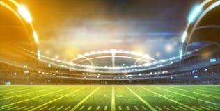 Football américain Photos libres de droits