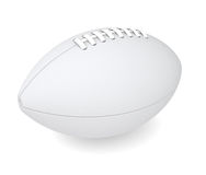 Football, American Football. White with texture Stock Photos
