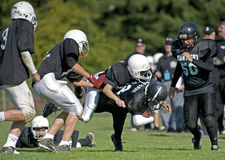 Football americano 10 Fotografie Stock