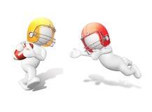 Football americano Fotografie Stock