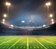 Football americano royalty illustrazione gratis