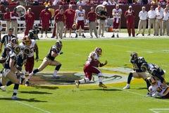Football americano professionale del NFL Fotografie Stock Libere da Diritti