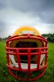 football amerykański hełm zdjęcia royalty free