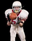 football amerykański gracza Obrazy Royalty Free