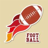 Football américain Images stock