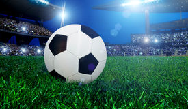 Football Arena Royalty Free Stock Images