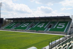 Football Arena Stock Image