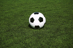 Football on astro Royalty Free Stock Photography