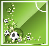 Football_background Stockbild