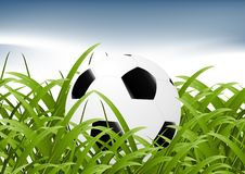 Football Background Royalty Free Stock Image