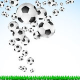Football background Royalty Free Stock Photo