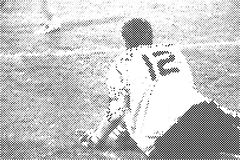 Football background Stock Photo
