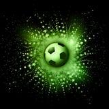 Football background royalty free illustration