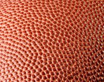 Football Background. Texture Closeup Stock Images