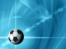 Football. Background Royalty Free Stock Photography