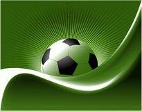 Football background Stock Images