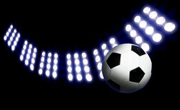 Football Ball Royalty Free Stock Photo