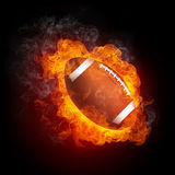 Football Ball Stock Photography