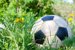 Football ball Stock Photos