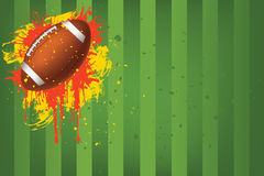 Football ball Royalty Free Stock Photos