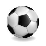 Football ball Stock Image