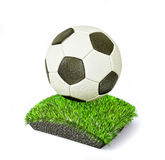 Football ball Stock Images