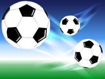 Football ball Royalty Free Stock Image