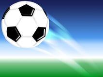 Football ball Royalty Free Stock Photos