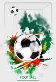 Football Royalty Free Stock Image