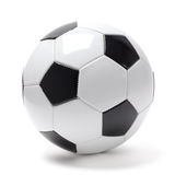Football Ball - Stock Photo Royalty Free Stock Photography