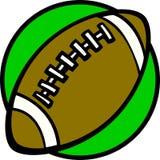 football ball vector illustration Stock Photography