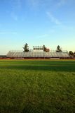 Football Bleachers Royalty Free Stock Photo