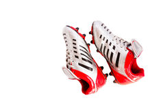 football boots Royalty Free Stock Image