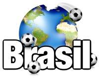 Football Brasil Planet Earth Modern Look