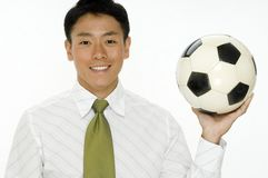 Football Business Stock Photos