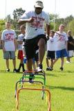 Football Camp Royalty Free Stock Photo