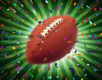 Football Celebration Stock Images