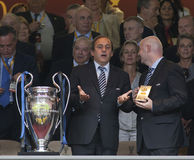 Football: Champions League Final 2010 Stock Image