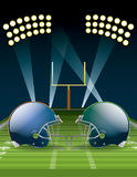 Football Championship Royalty Free Stock Images