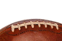 Football close up Royalty Free Stock Image