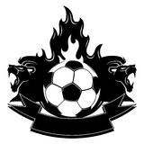 Football club. Royalty Free Stock Photography