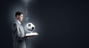 Football coach Stock Photos