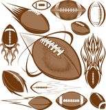 Football Collection Stock Photos